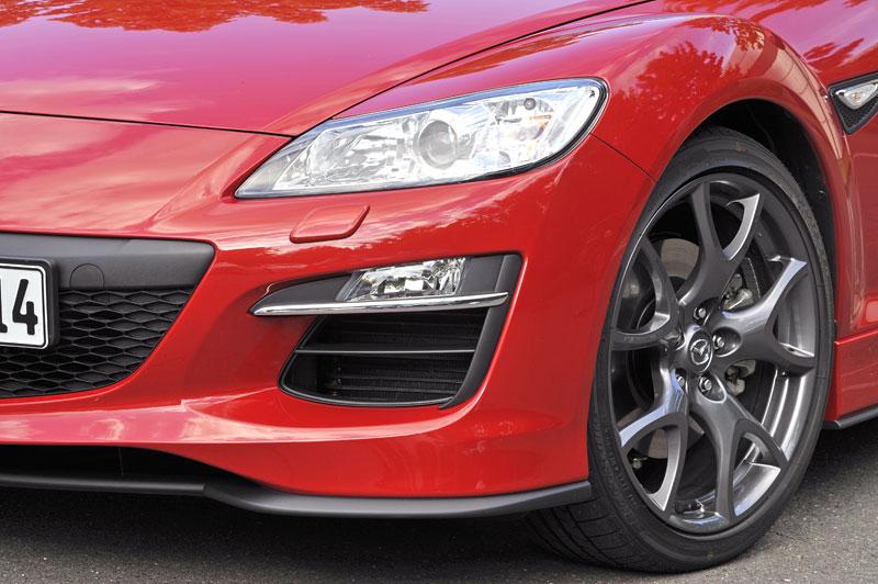 Mazda RX-8: omlazený Wankel (ale ne pro nás...): - fotka 70