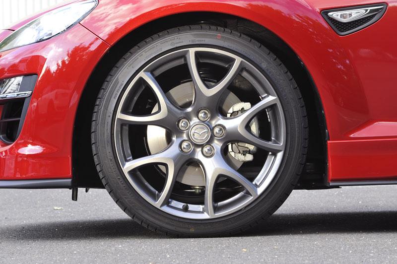 Mazda RX-8: omlazený Wankel (ale ne pro nás...): - fotka 71