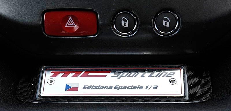 Maserati GranTurismo S MC Line Edizione Speciale: česká premiéra v Brně: - fotka 2