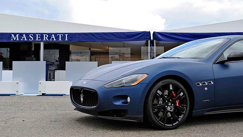 Maserati GranTurismo S MC Line Edizione Speciale: česká premiéra v Brně: - fotka 15
