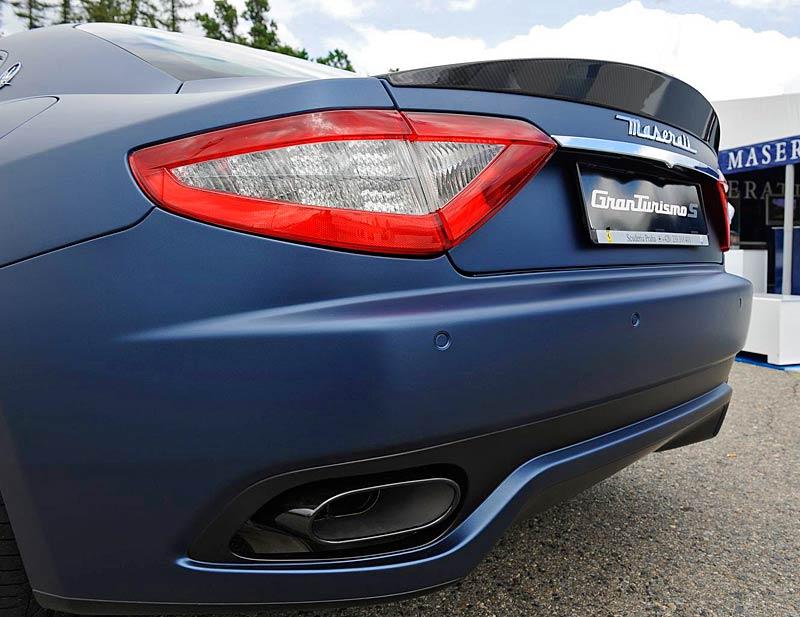 Maserati GranTurismo S MC Line Edizione Speciale: česká premiéra v Brně: - fotka 17