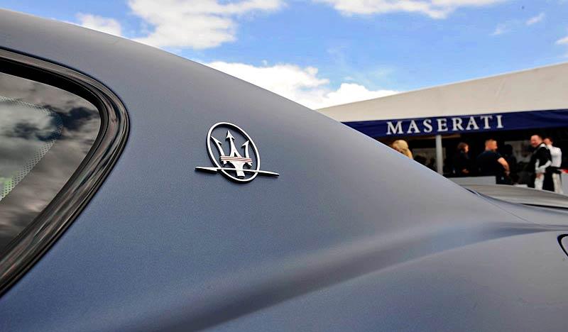 Maserati GranTurismo S MC Line Edizione Speciale: česká premiéra v Brně: - fotka 18