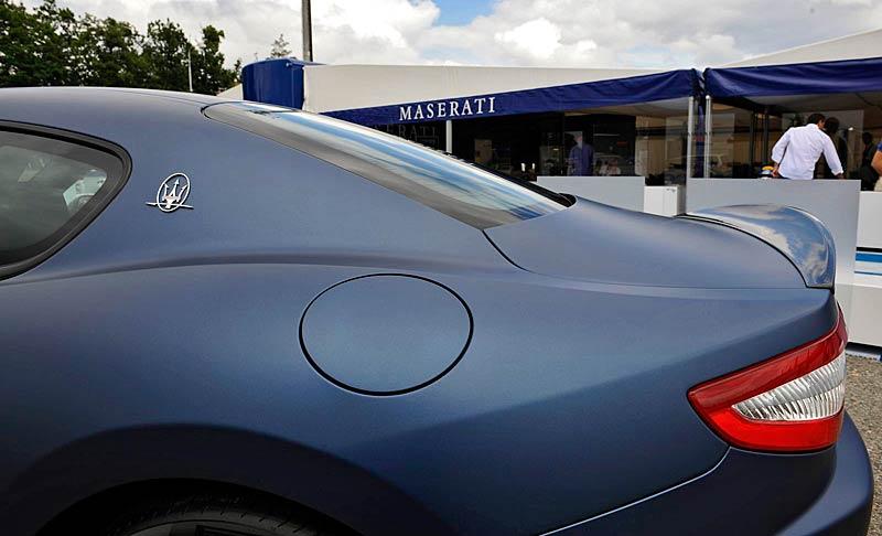 Maserati GranTurismo S MC Line Edizione Speciale: česká premiéra v Brně: - fotka 19
