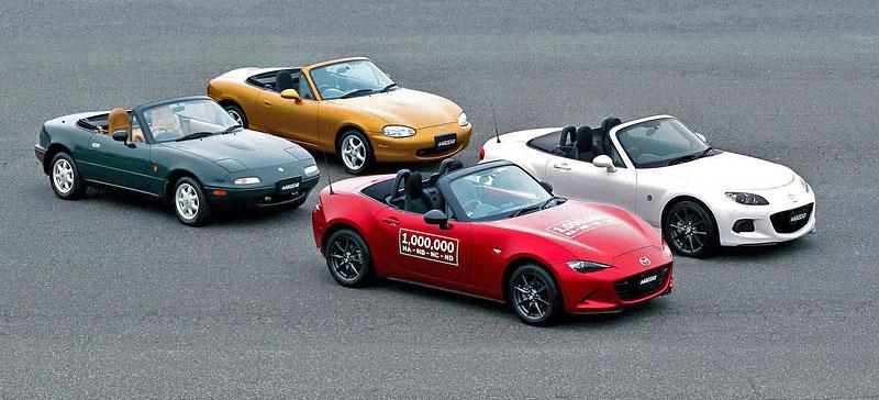 Jay Leno: Kupujte Toyoty Prius a Mazdy MX-5: - fotka 1