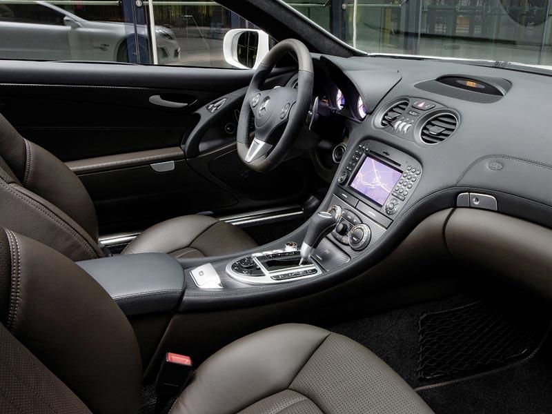 Mercedes-Benz SL 63 AMG Edition IWC - dva mistrovské kousky: - fotka 1