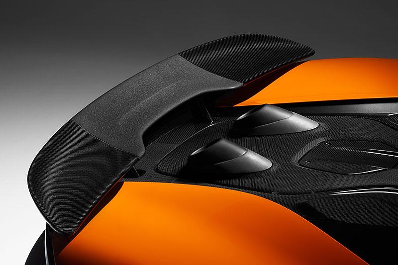 Víte, proč má McLaren 600LT výfuk vyvedený vzhůru? Přináší to spoustu výhod: - fotka 4