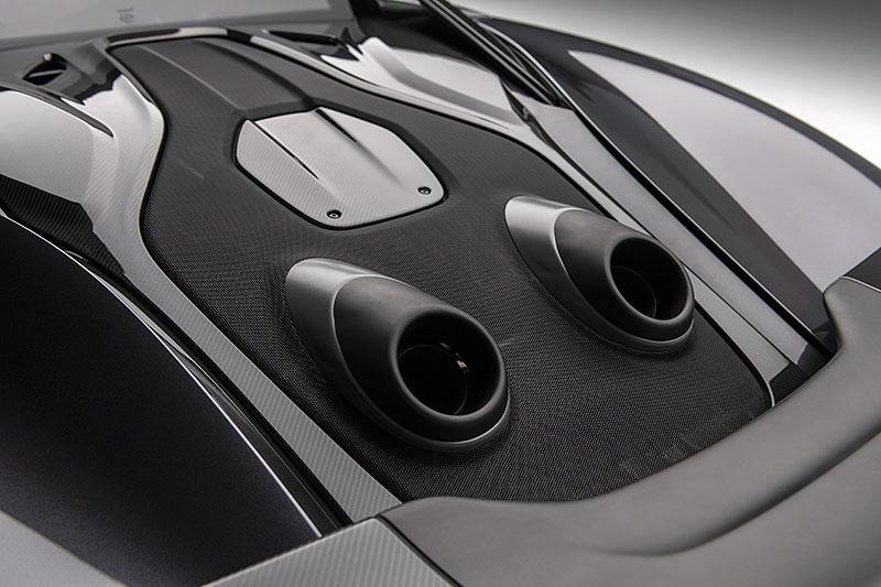Víte, proč má McLaren 600LT výfuk vyvedený vzhůru? Přináší to spoustu výhod: - fotka 9