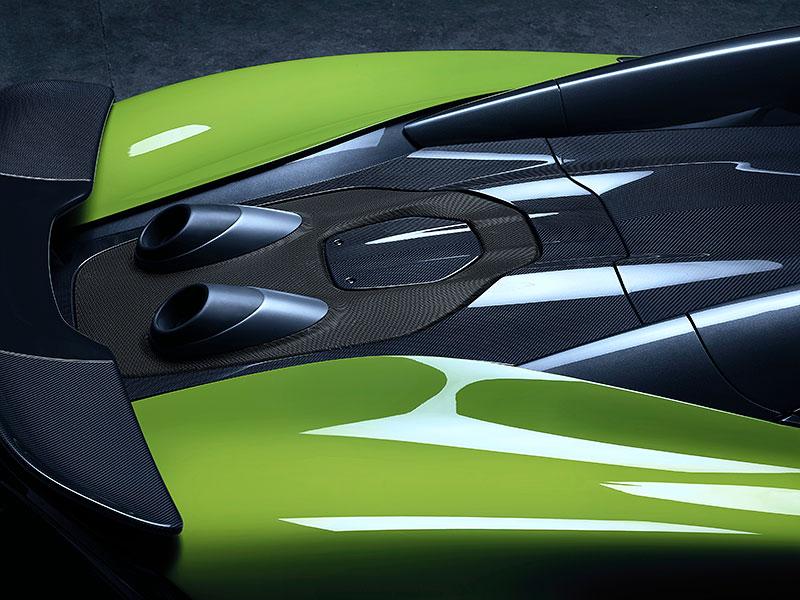 Víte, proč má McLaren 600LT výfuk vyvedený vzhůru? Přináší to spoustu výhod: - fotka 11