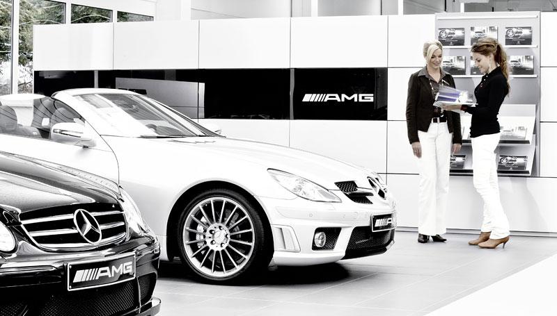 AMG otevře 175 nových Performance center, krize nekrize: - fotka 4