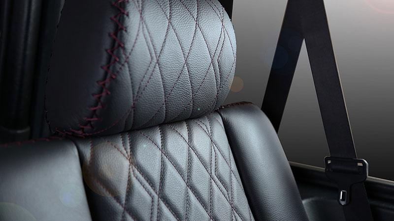 Mercedes-Benz G Carbon Motors: Bulhaři vyhlásili válku plastům: - fotka 5