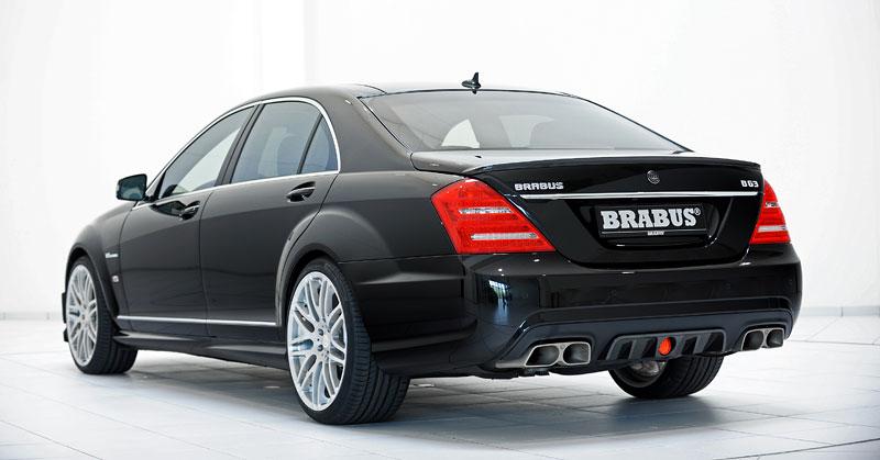 Brabus PowerXtra CGI: doping pro nové motory Mercedes V8 Biturbo: - fotka 3