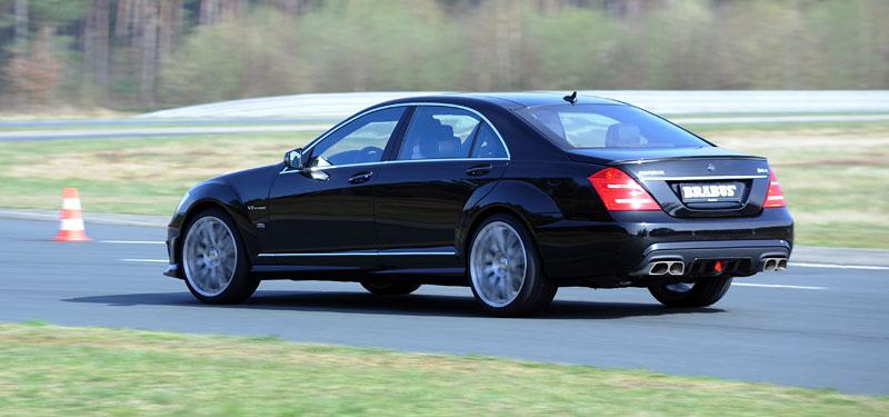 Brabus PowerXtra CGI: doping pro nové motory Mercedes V8 Biturbo: - fotka 4