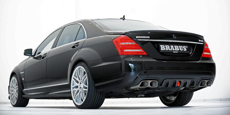 Brabus PowerXtra CGI: doping pro nové motory Mercedes V8 Biturbo: - fotka 6