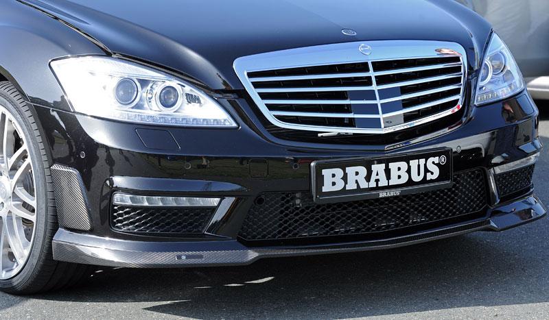 Brabus PowerXtra CGI: doping pro nové motory Mercedes V8 Biturbo: - fotka 16