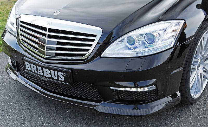 Brabus PowerXtra CGI: doping pro nové motory Mercedes V8 Biturbo: - fotka 17