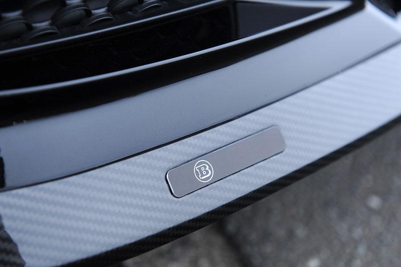 Brabus PowerXtra CGI: doping pro nové motory Mercedes V8 Biturbo: - fotka 18
