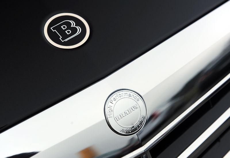 Brabus PowerXtra CGI: doping pro nové motory Mercedes V8 Biturbo: - fotka 20