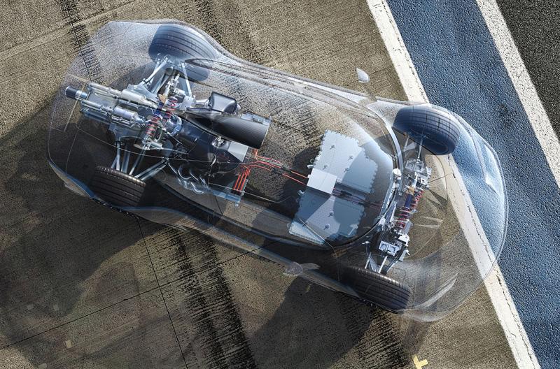 Mercedes-AMG Project One je jako Formule 1 pro dva: - fotka 15