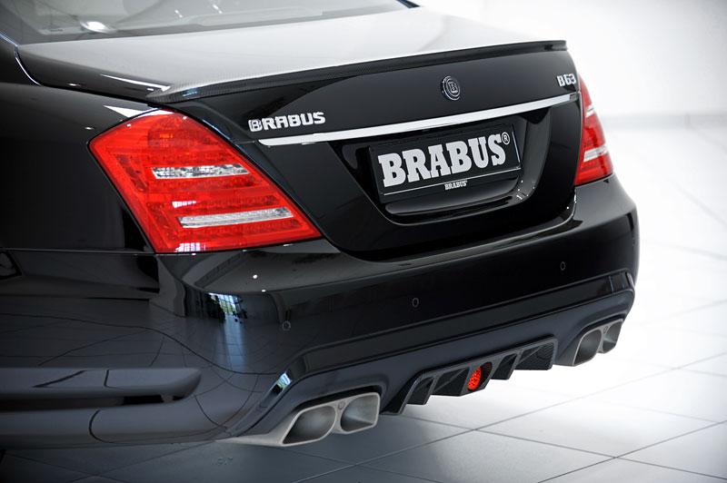 Brabus PowerXtra CGI: doping pro nové motory Mercedes V8 Biturbo: - fotka 22