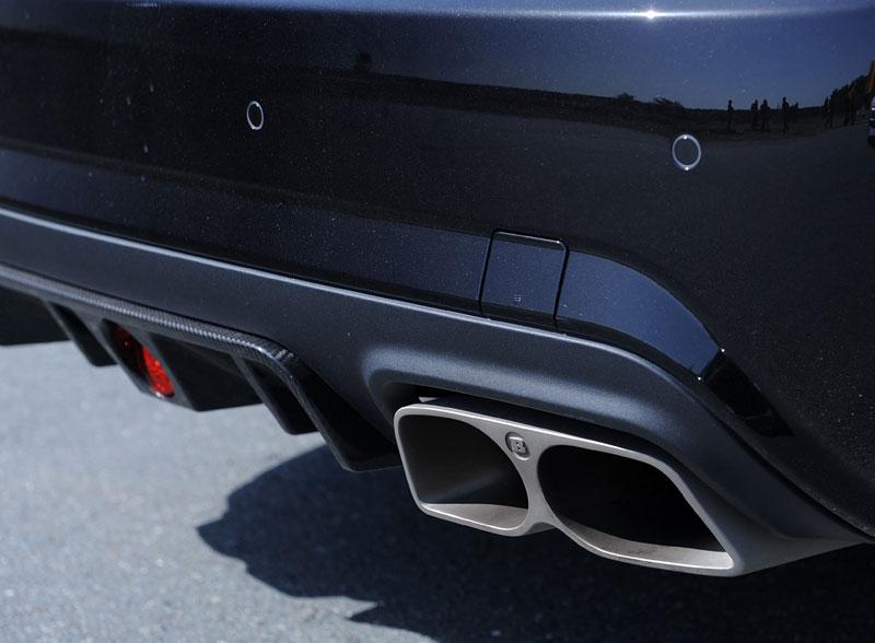 Brabus PowerXtra CGI: doping pro nové motory Mercedes V8 Biturbo: - fotka 24