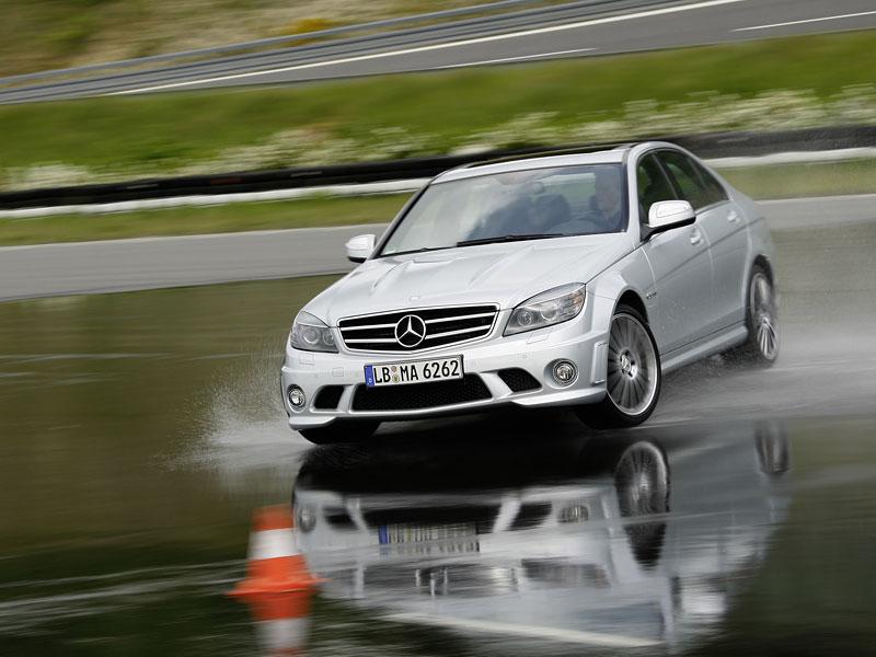 AMG Driving Academy: naučte se zvládat vaše AMG: - fotka 1