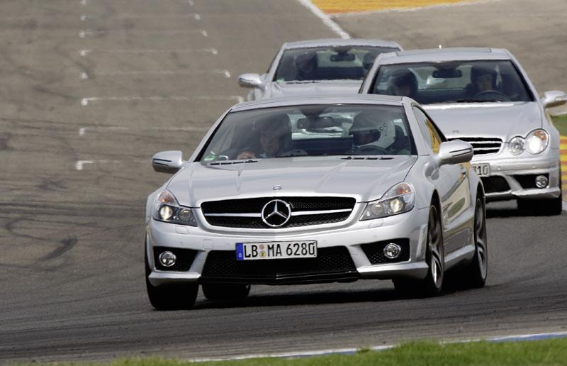 AMG Driving Academy: naučte se zvládat vaše AMG: - fotka 3