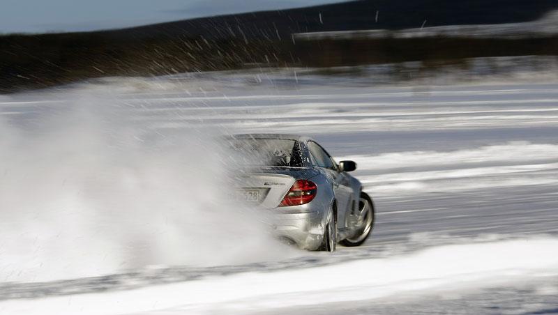 AMG Driving Academy: naučte se zvládat vaše AMG: - fotka 4