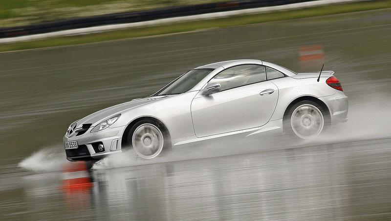 AMG Driving Academy: naučte se zvládat vaše AMG: - fotka 6