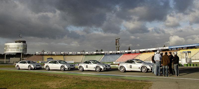 AMG Driving Academy: naučte se zvládat vaše AMG: - fotka 7