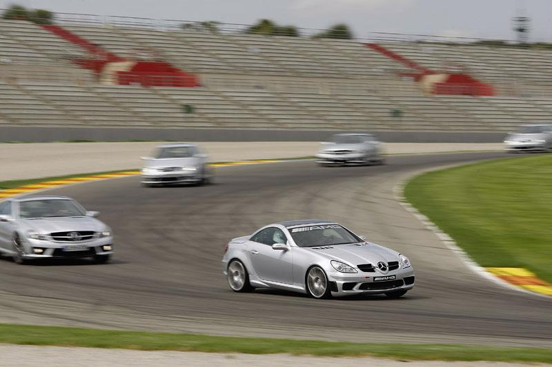 AMG Driving Academy: naučte se zvládat vaše AMG: - fotka 8