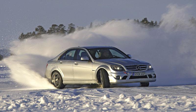 AMG Driving Academy: naučte se zvládat vaše AMG: - fotka 9