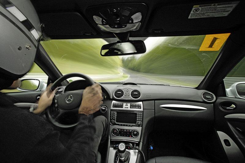 AMG Driving Academy: naučte se zvládat vaše AMG: - fotka 10