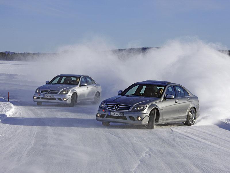 AMG Driving Academy: naučte se zvládat vaše AMG: - fotka 11