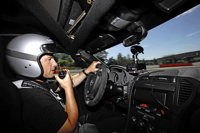 AMG Driving Academy: naučte se zvládat vaše AMG: - fotka 13