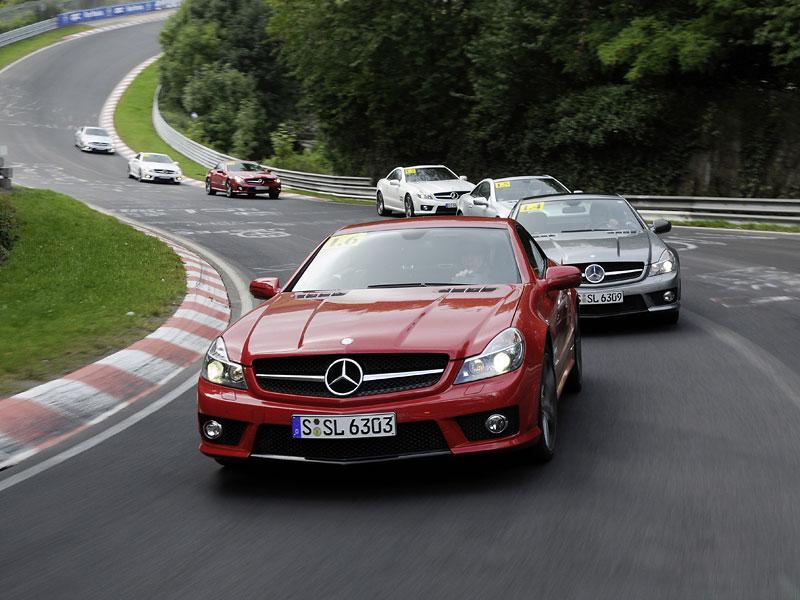 AMG Driving Academy: naučte se zvládat vaše AMG: - fotka 15