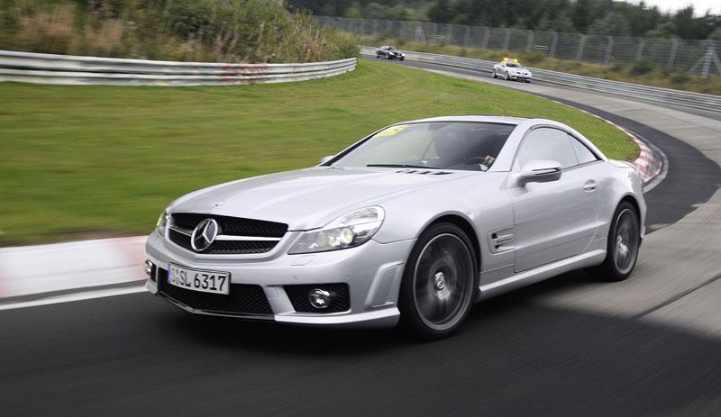 AMG Driving Academy: naučte se zvládat vaše AMG: - fotka 16