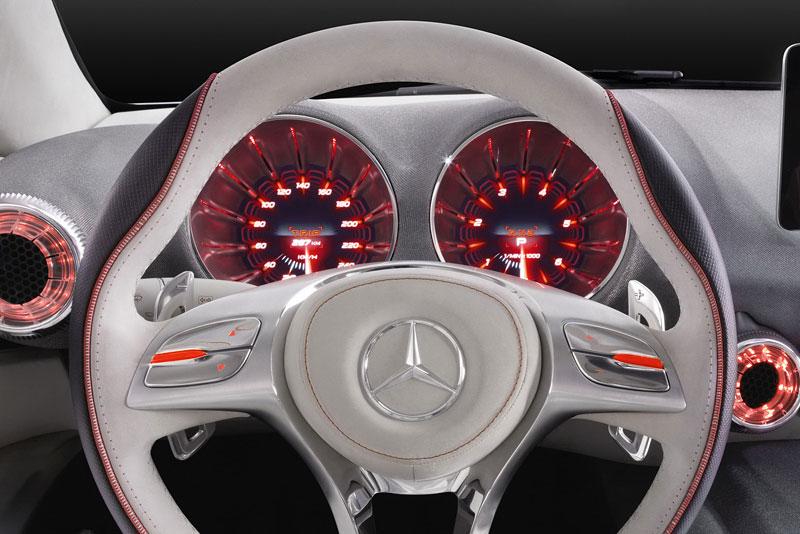 Mercedes-Benz Concept A Class v pohybu: tři oficiální videa: - fotka 1
