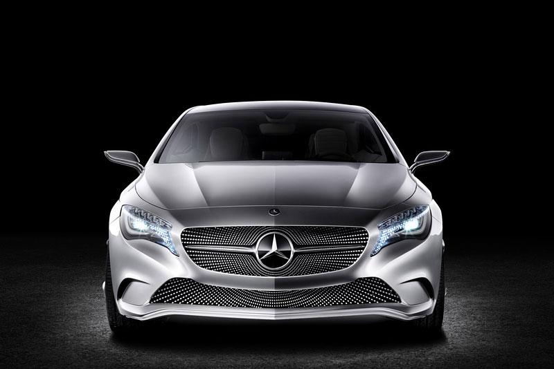 Mercedes-Benz Concept A Class v pohybu: tři oficiální videa: - fotka 8