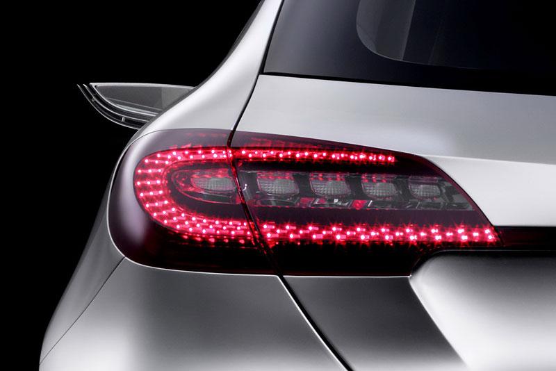 Mercedes-Benz Concept A Class v pohybu: tři oficiální videa: - fotka 19