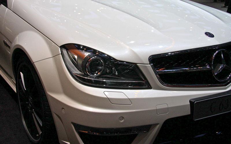 Ženeva 2011 živě: sportovní Mercedesy: - fotka 4