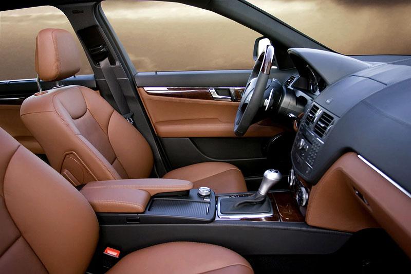 Kicherer Mercedes Benz C320 CDI 4Matic - sportovní ropák: - fotka 3
