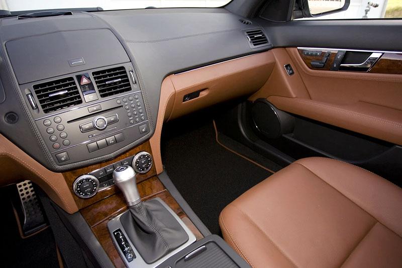 Kicherer Mercedes Benz C320 CDI 4Matic - sportovní ropák: - fotka 5