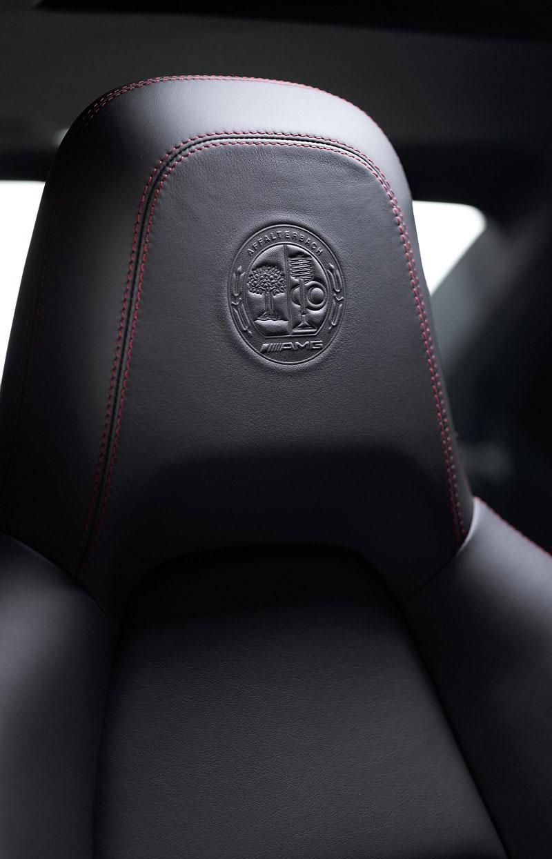Mercedes-Benz C63 AMG Affalterbach: speciál pro Javorové listy: - fotka 3