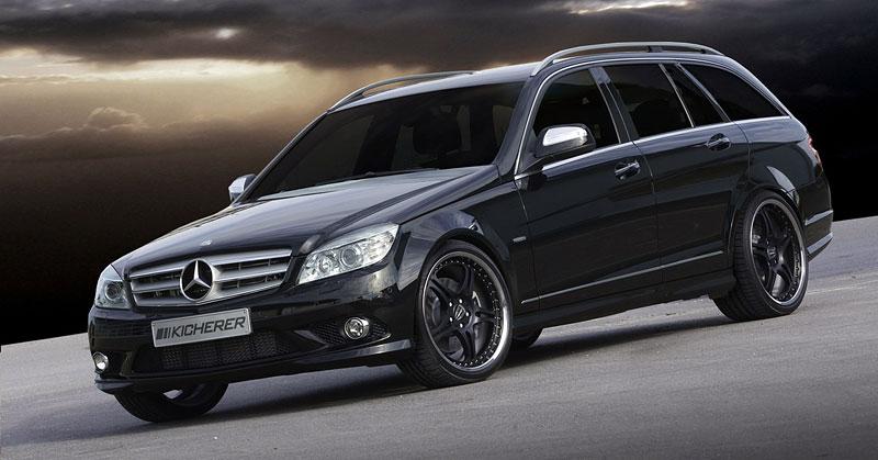 Kicherer Mercedes Benz C320 CDI 4Matic - sportovní ropák: - fotka 7