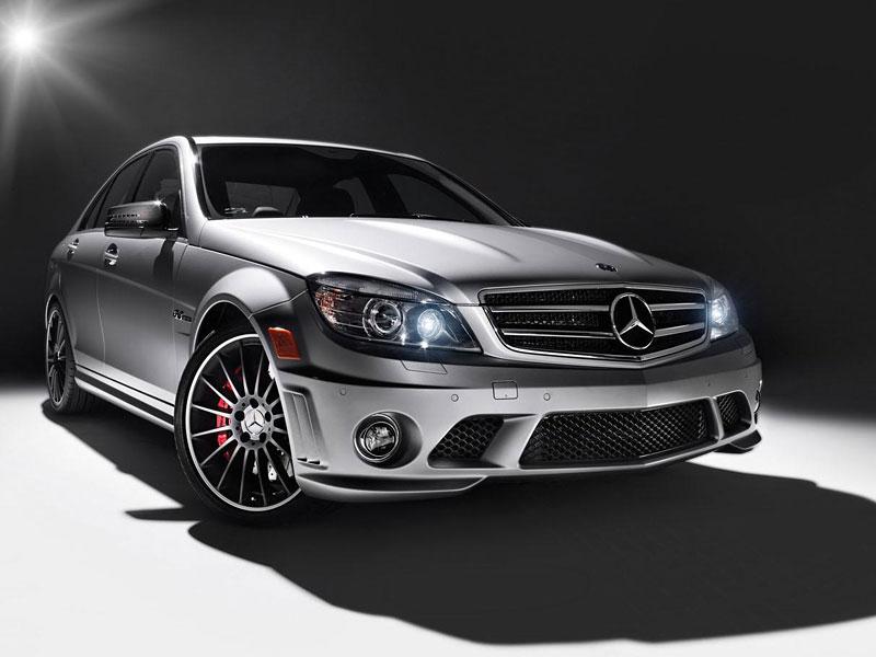 Mercedes-Benz C63 AMG Affalterbach: speciál pro Javorové listy: - fotka 4