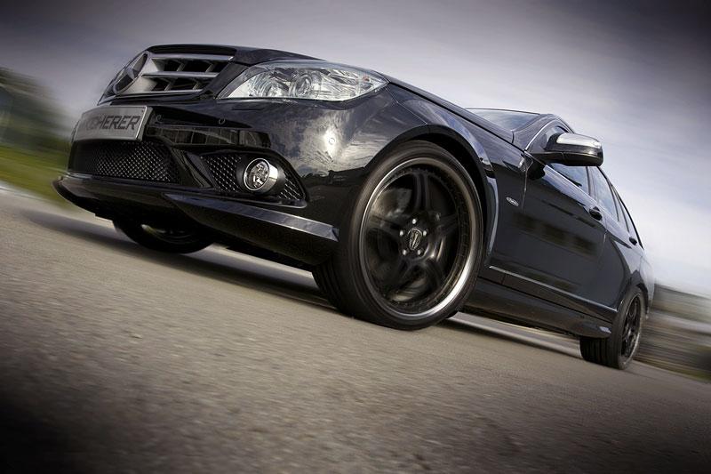 Kicherer Mercedes Benz C320 CDI 4Matic - sportovní ropák: - fotka 8