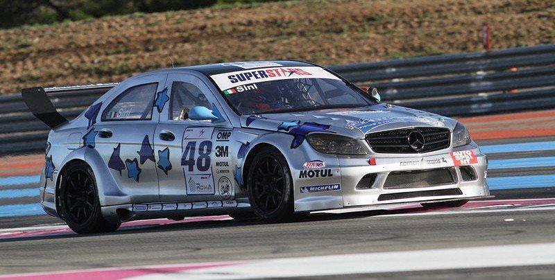 Mercedes-Benz C63 AMG Romeo Ferraris: sprechen Sie italiano?: - fotka 2