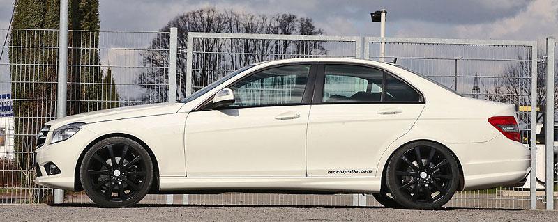 Mercedes-Benz C200 CDI: velmi mírný zásah od MCCHIP: - fotka 3