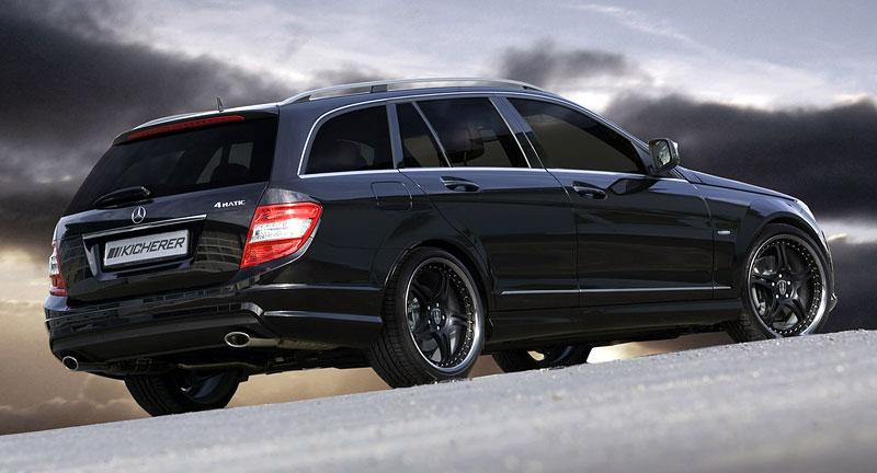Kicherer Mercedes Benz C320 CDI 4Matic - sportovní ropák: - fotka 10