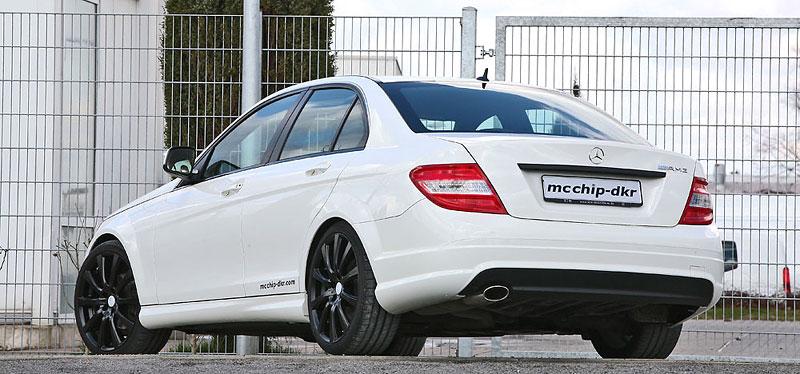 Mercedes-Benz C200 CDI: velmi mírný zásah od MCCHIP: - fotka 5